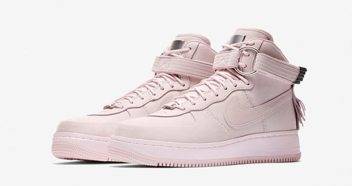 Nike Air Force 1 High Sport Luxury Spring Ready