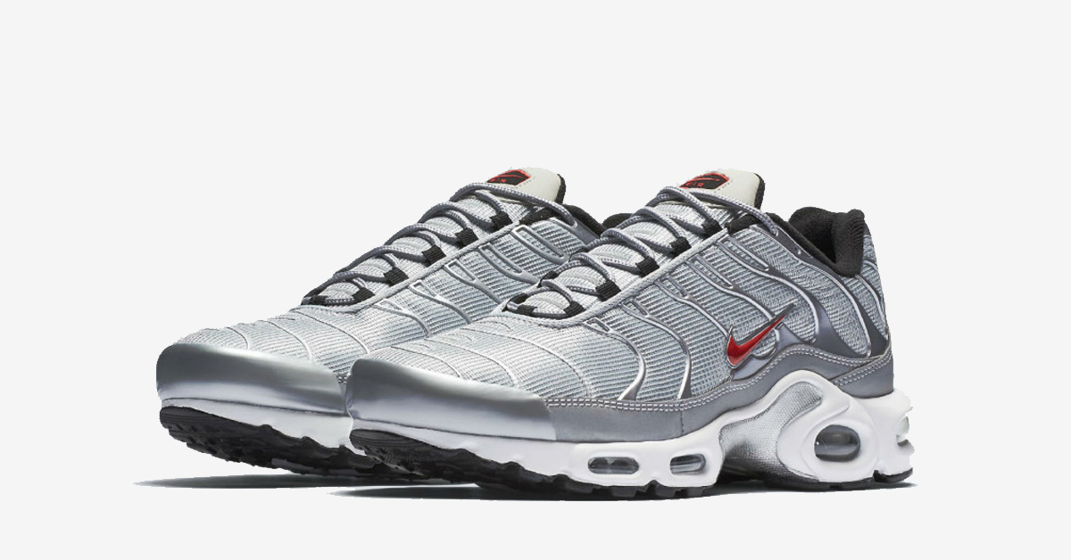 dedo heno Pantano  Nike Air Max Plus Tn Silver Bullet - Next Level Kickz