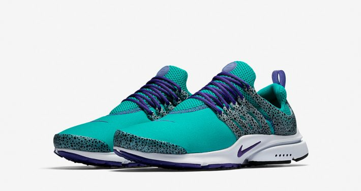 Nike Air Presto Turquoise Safari