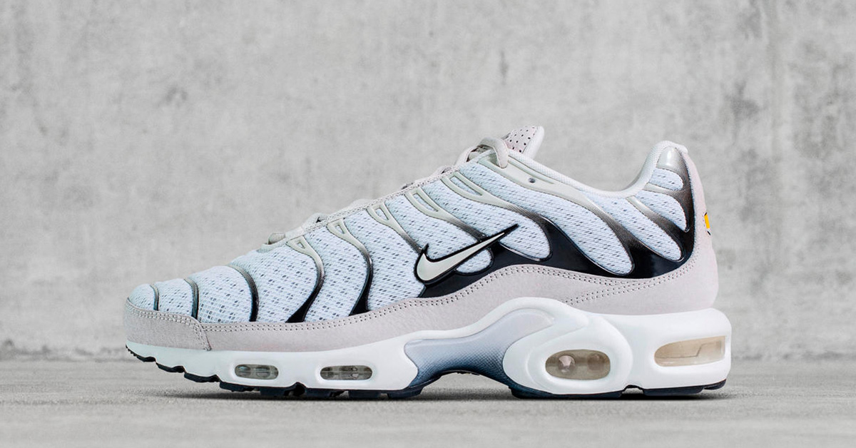 NikeLab Air Max Plus Tn White Black