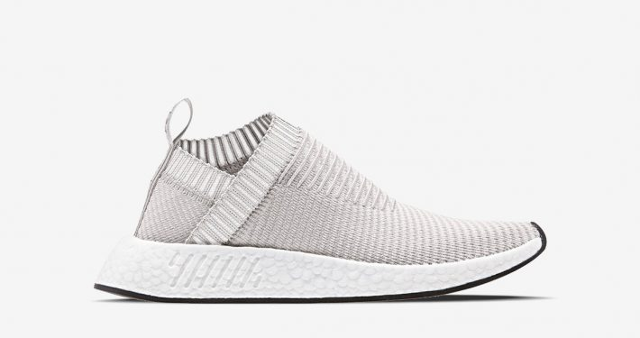 Womens Adidas NMD CS2 Pearl Grey