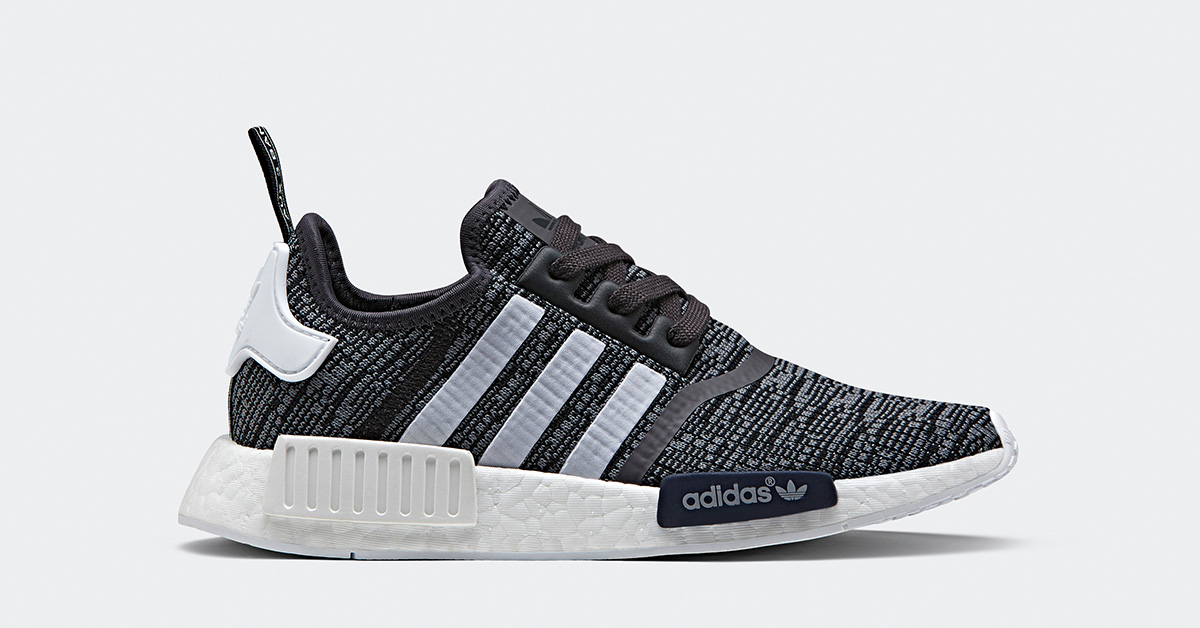 Womens Adidas NMD R1 Midnight Grey