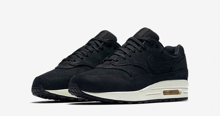 Womens Nike Air Max 1 Pinnacle Black