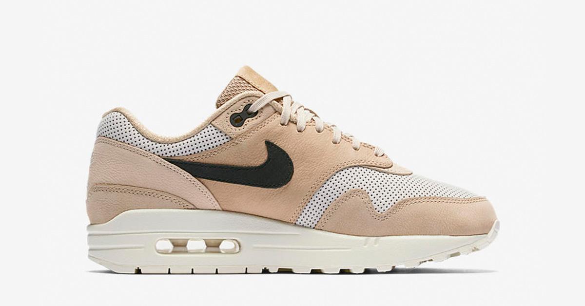 Womens Nike Air Max 1 Pinnacle Mushroom