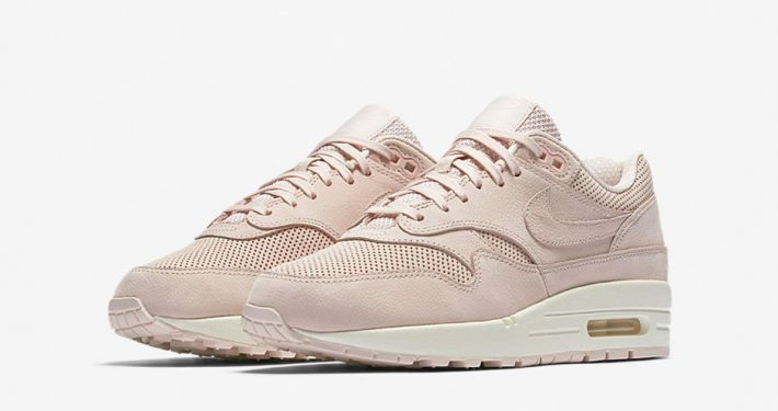 Womens Nike Air Max 1 Pinnacle Siltstone Red