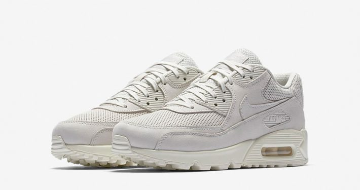 Womens Nike Air Max 90 Pinnacle Light Bone