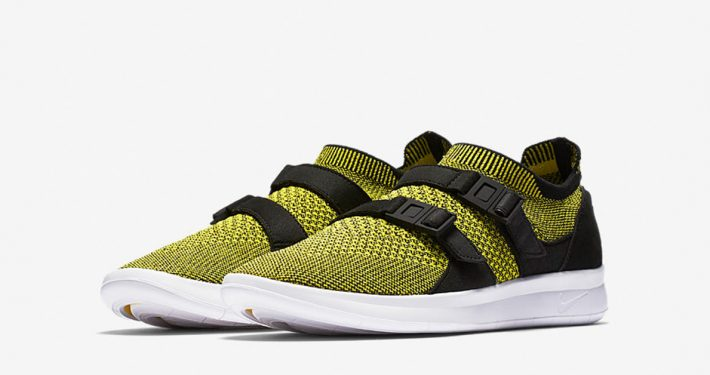 Nike Air Sock Racer Ultra Flyknit Yellow Strike