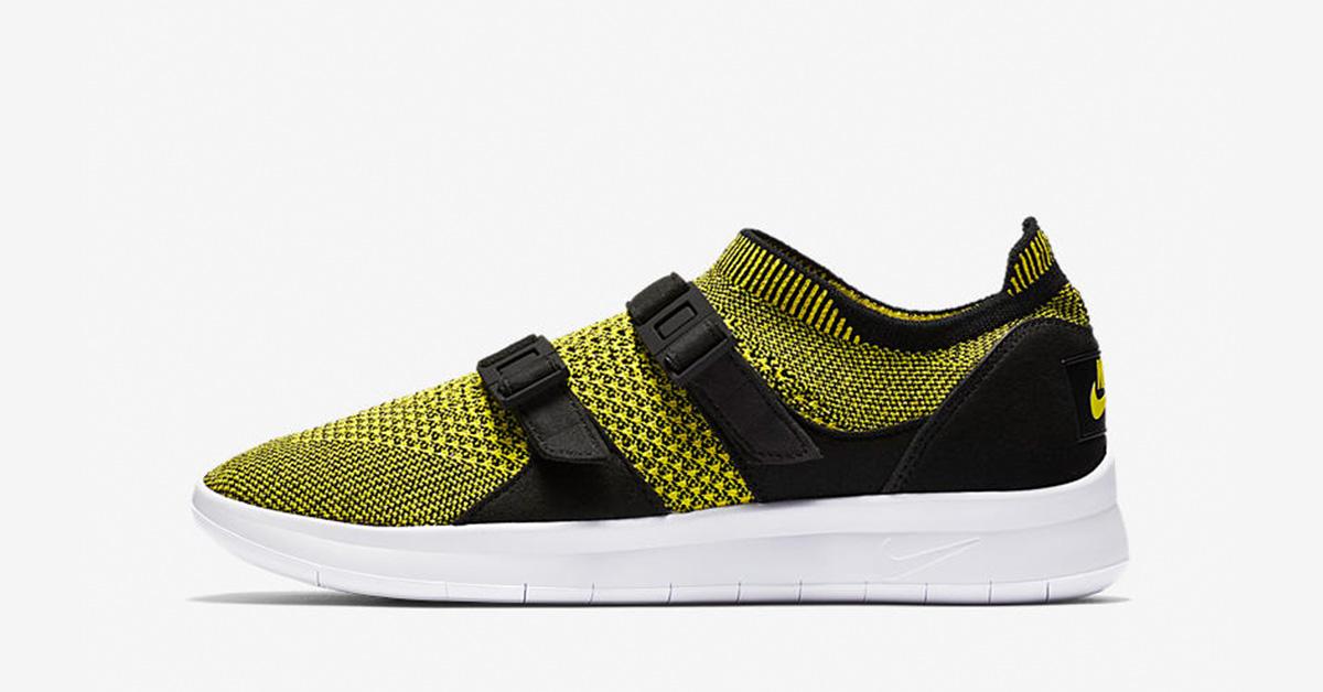 Nike Air Sock Racer Ultra Flyknit Yellow Strike