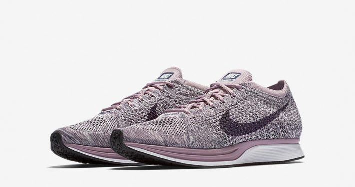 Nike Flyknit Racer Macarone Lavender