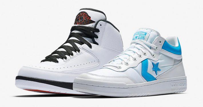 Jordan x Converse Pack 2017