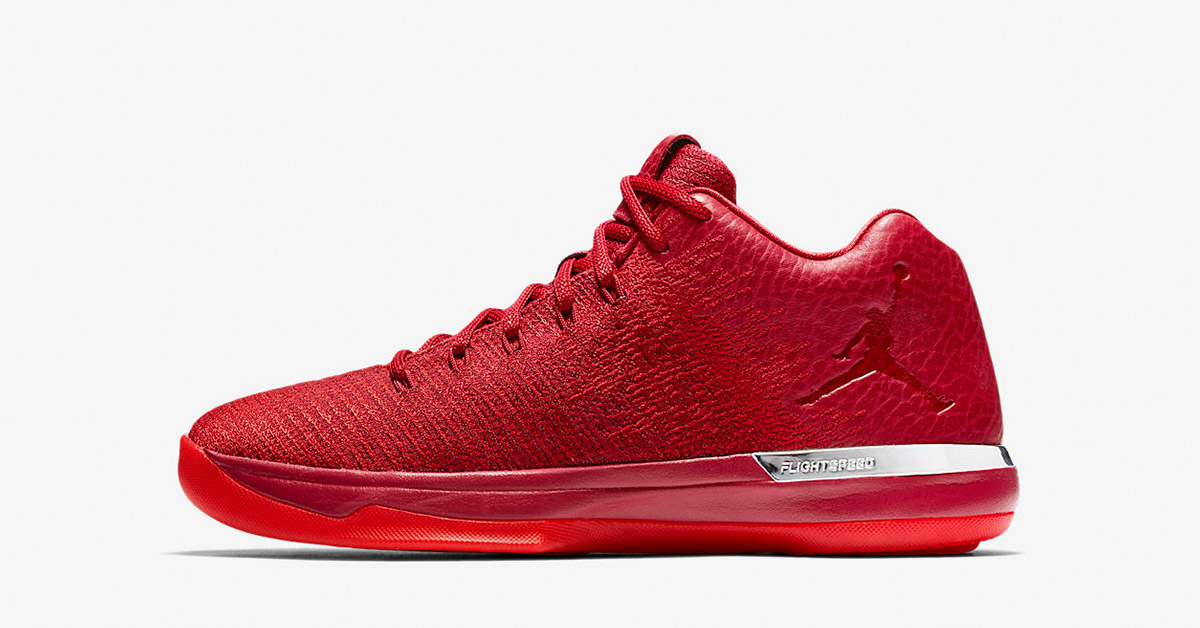 Nike Air Jordan 31 Low Gym Red
