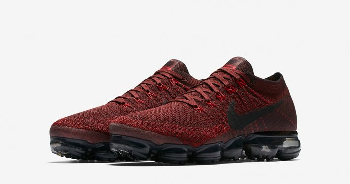 Nike Air VaporMax Dark Team Red