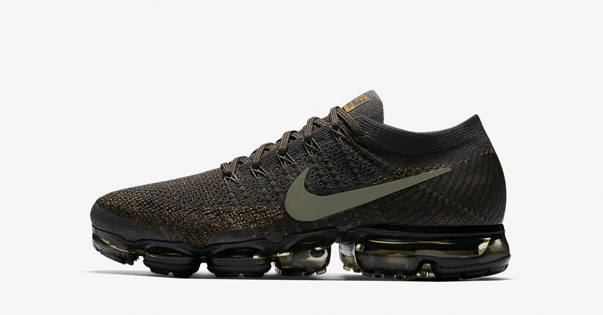 Nike Air VaporMax Midnight Fog Desert Moss