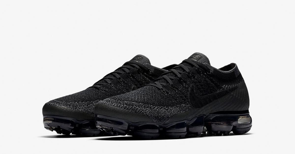 Nike Air VaporMax Black Anthracite