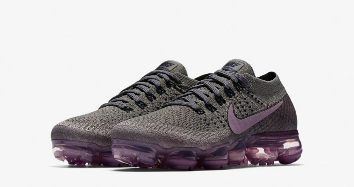 Womens Nike Air VaporMax College Navy Tea Berry