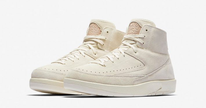 Nike Air Jordan 2 Decon Sail