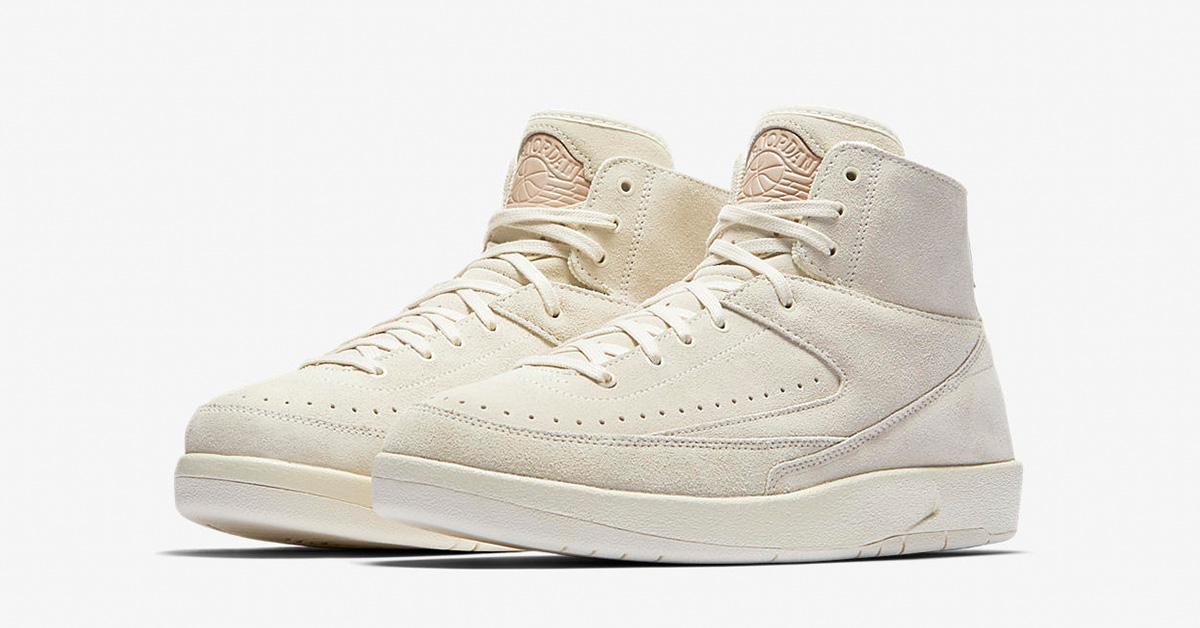 Nike Air Jordan 2 Decon Sail