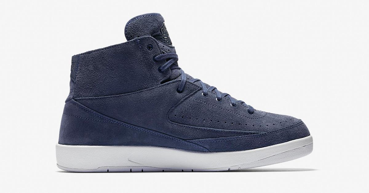 Nike Air Jordan 2 Decon Thunder Blue