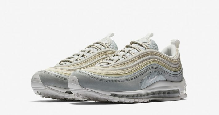 Nike Air Max 97 Premium Light Pumice Summit White