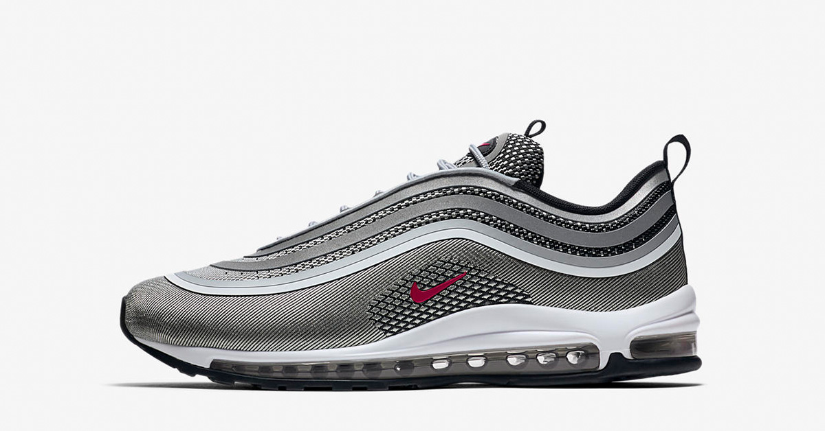 Nike Air Max 97 Ultra Metallic Silver
