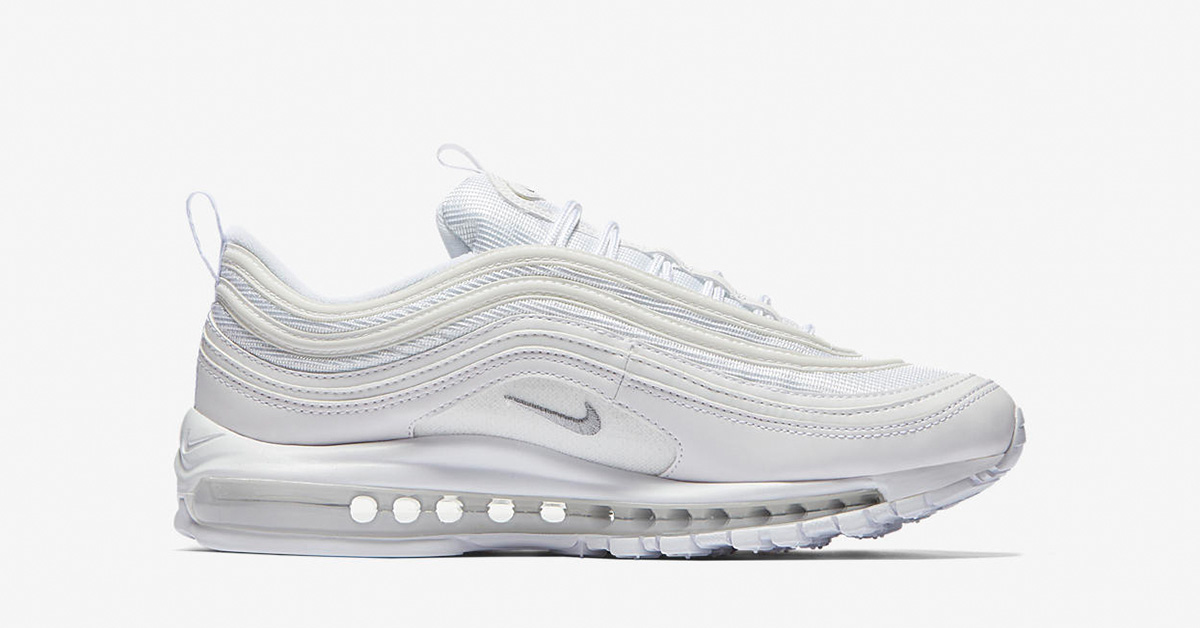 Nike Air Max 97 White Wolf Grey