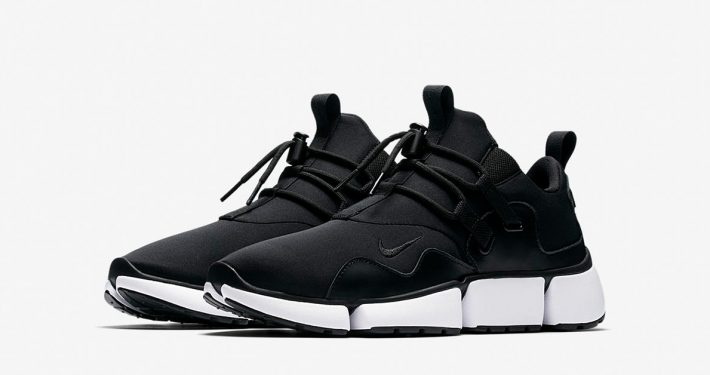 Nike Pocketknife DM Black White