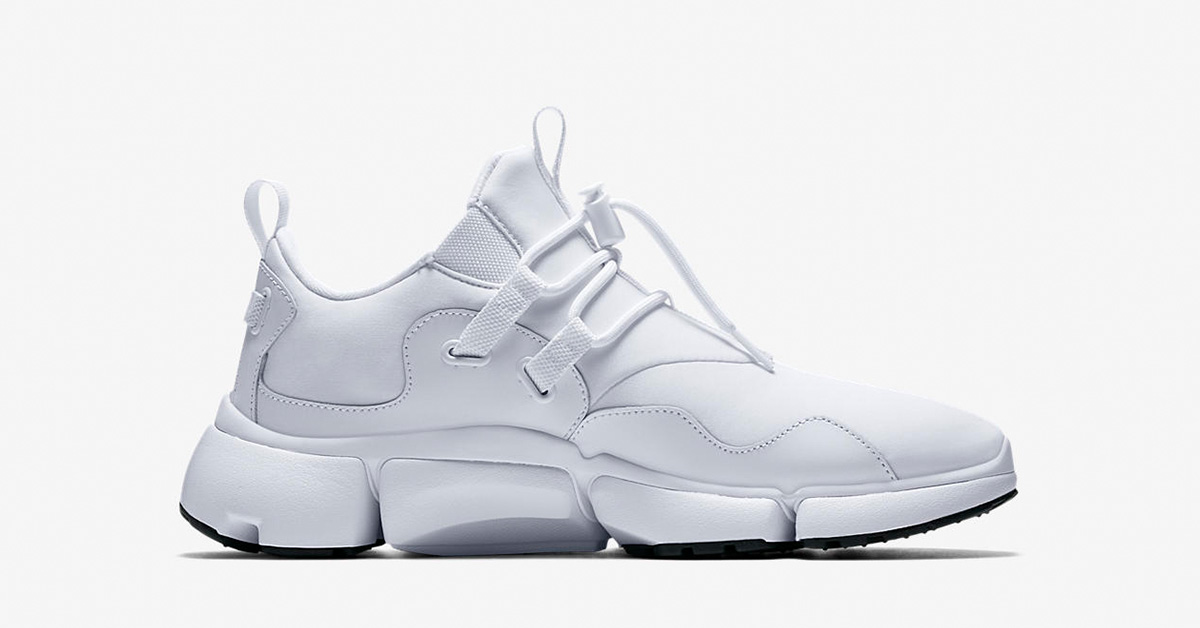 Nike Pocketknife DM White