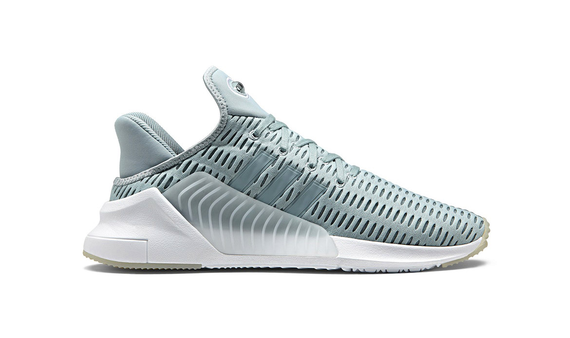 Womens Adidas ClimaCool 02-17 Tactile Green
