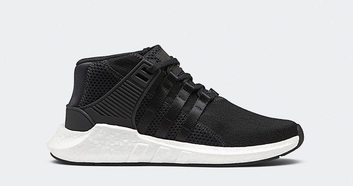 Mastermind x Adidas EQT Support 93/17 Black