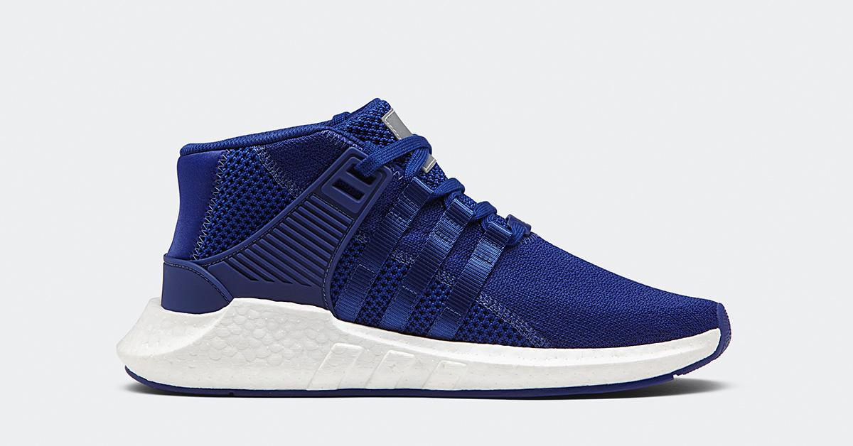 Mastermind x Adidas EQT Support 93/17 Blue