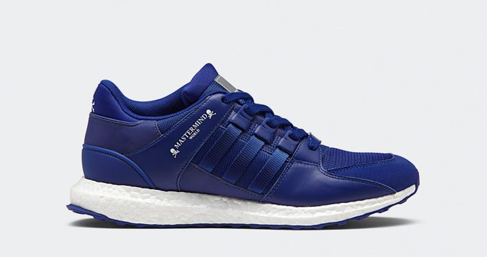 Mastermind x Adidas EQT Support Ultra Blue