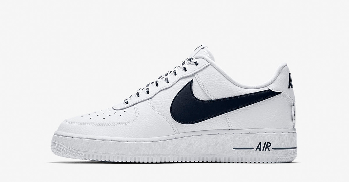 Nike Air Force 1 Low NBA White Black
