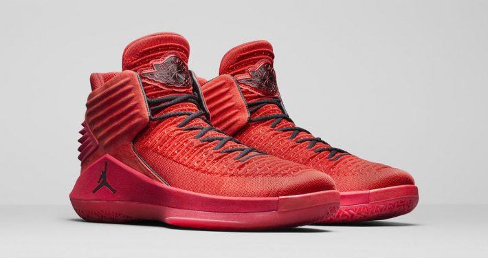 Nike Air Jordan 32 Rosso Corsa