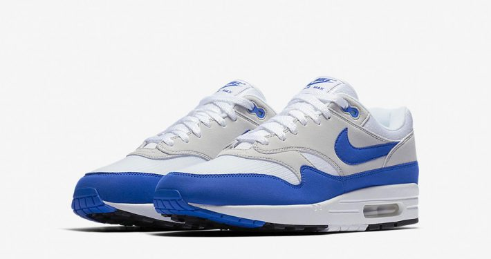 Nike Air Max 1 Anniversary Game Royal 908375-102