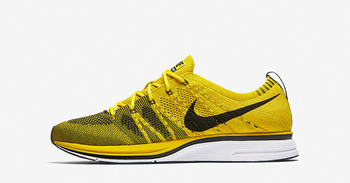 Nike Flyknit Trainer Bright Citron AH8396-700