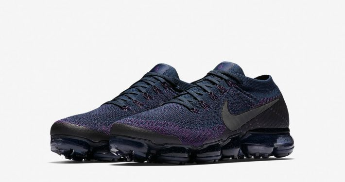 Nike Air VaporMax Black College Navy