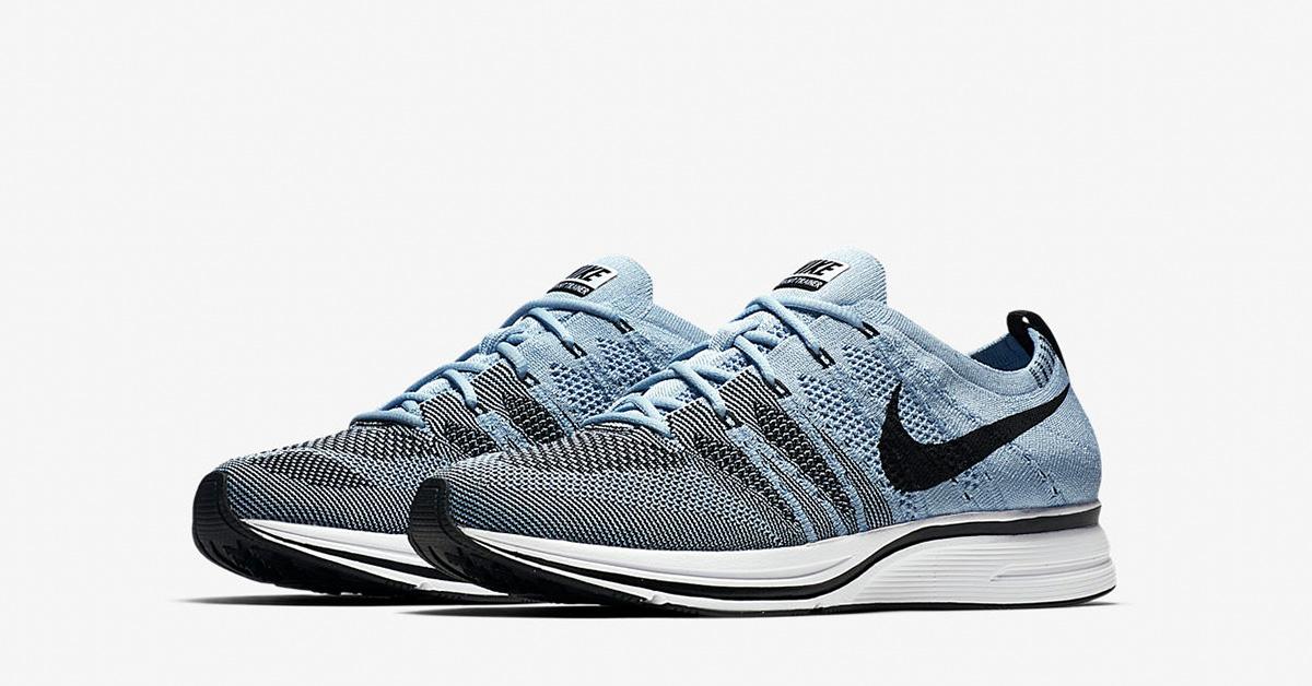Nike Flyknit Trainer Cirrus Blue
