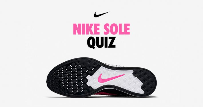 The Nike Sole Quiz