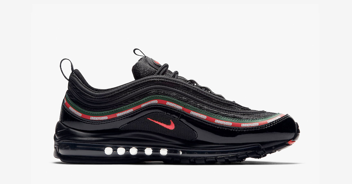 Undefeated x Nike Air Max 97 OG