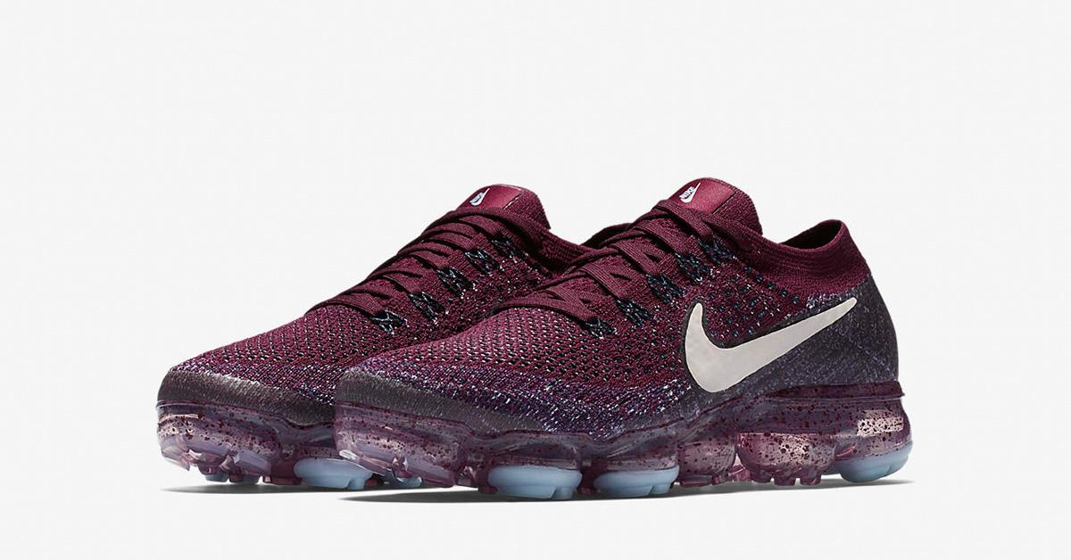 Womens Nike Air VaporMax Bordeaux