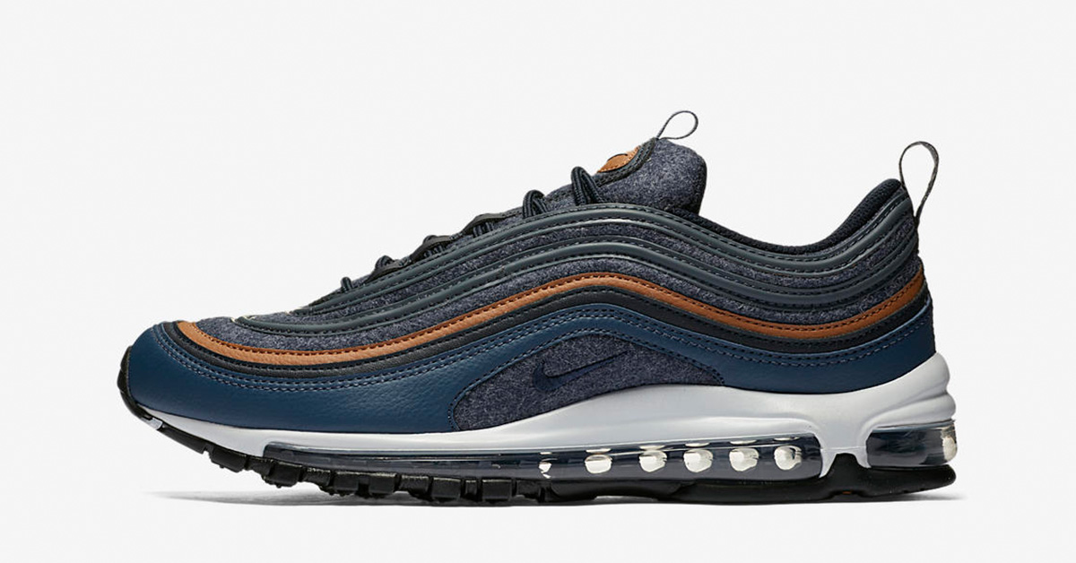Nike Air Max 97 Premium Thunder Blue 312834-400