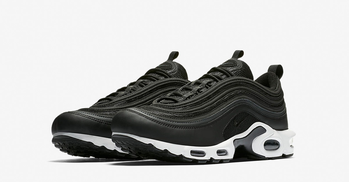 NikeLab Air Max Plus 97 Black White Next Level Kickz