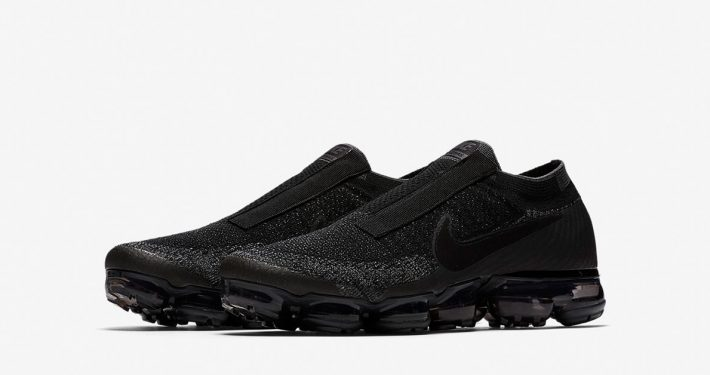 Nike Air VaporMax Laceless Night Black AQ0581-001
