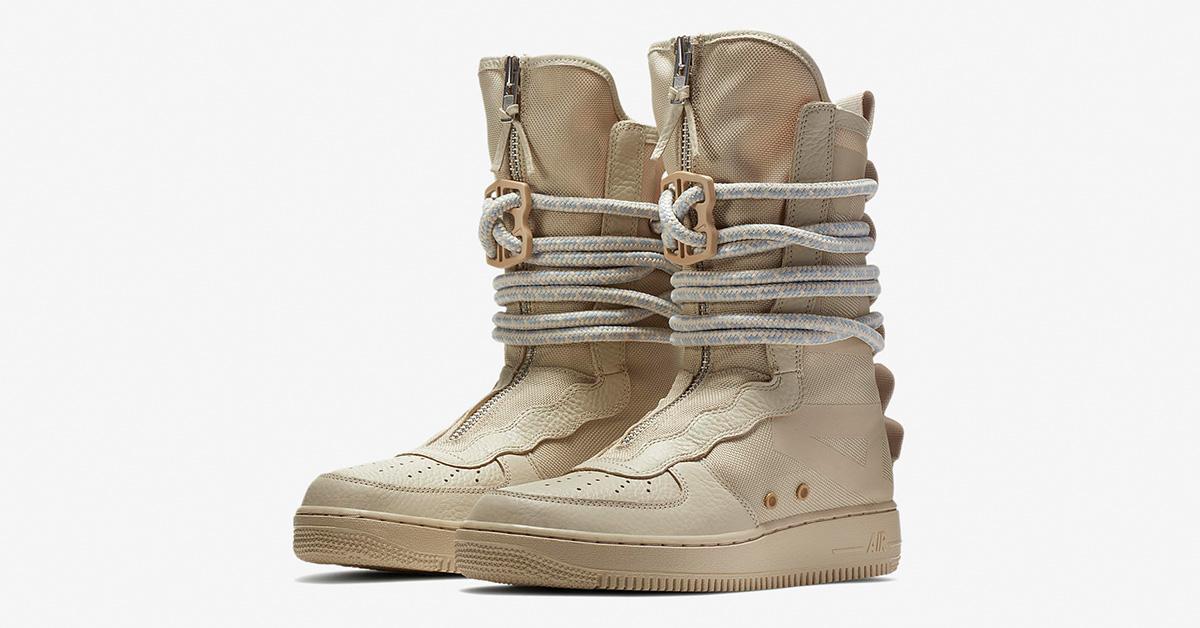 Nike Special Field Air Force 1 Hi Rattan AA1128-200