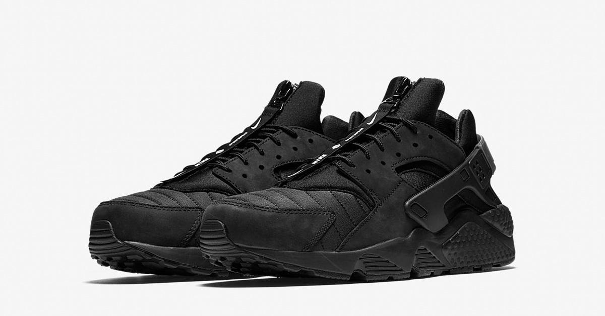 Nike Air Huarache Run Black AJ5578-001