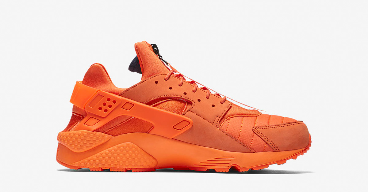 Nike Air Huarache Run Orange Blaze AJ5578-800