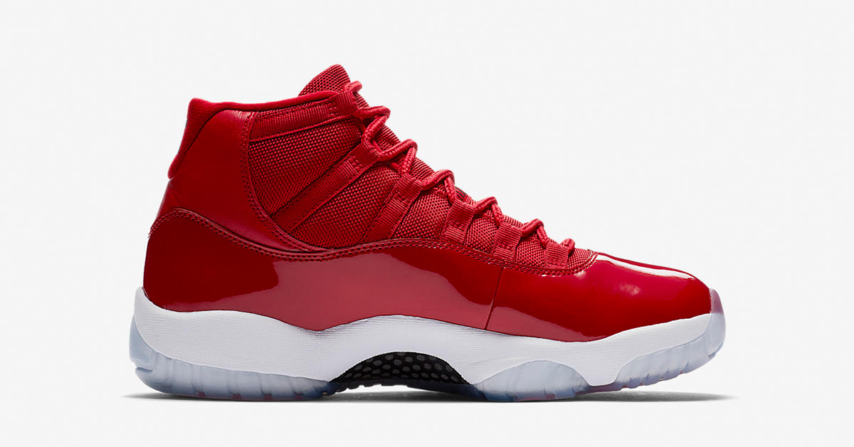 Nike Air Jordan 11 Retro Win Like 96 378037-623
