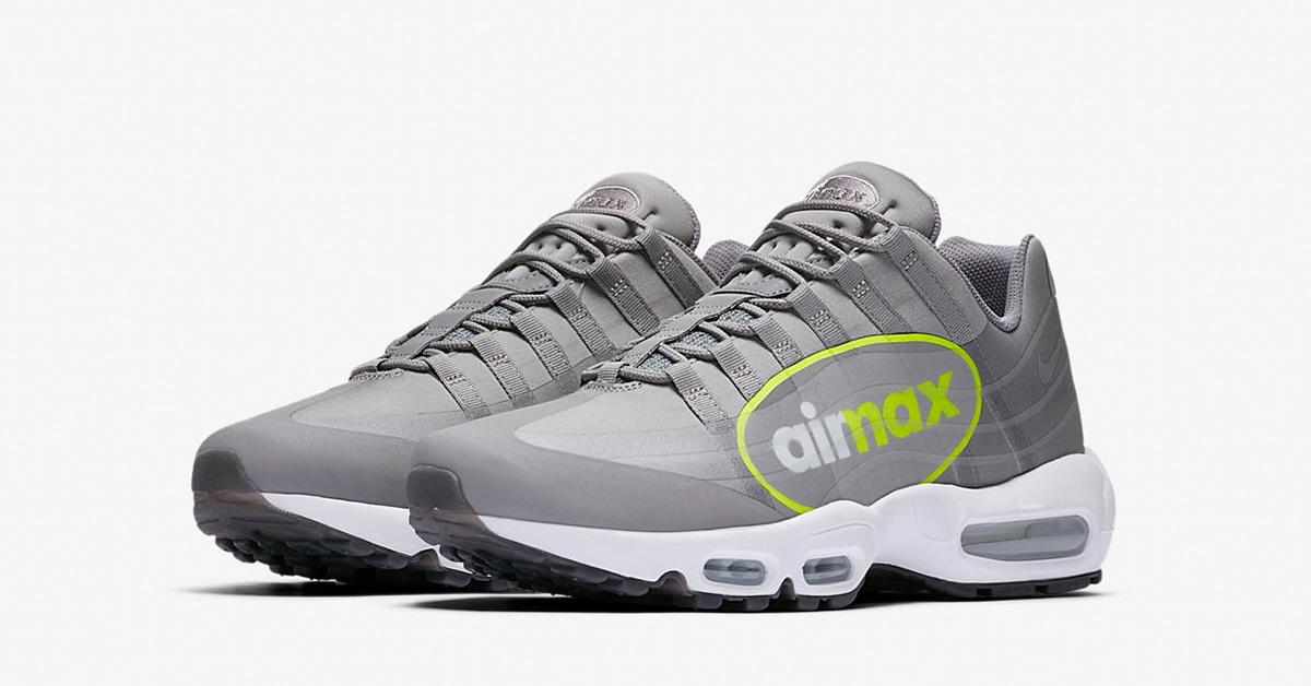 Nike Air Max 95 Big Logo Dust Volt AJ7183_001