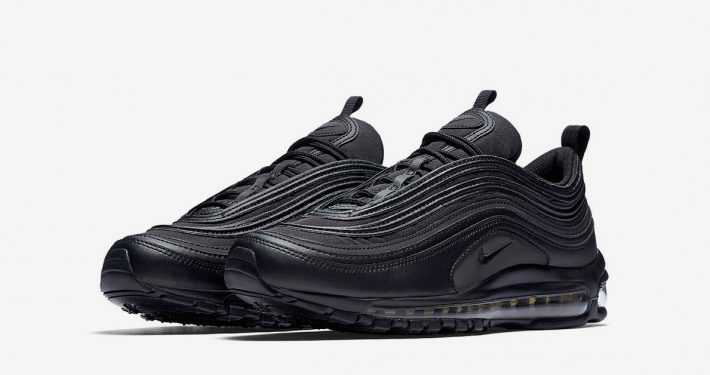 Nike Air Max 97 Premium Black Gold AA3985-001