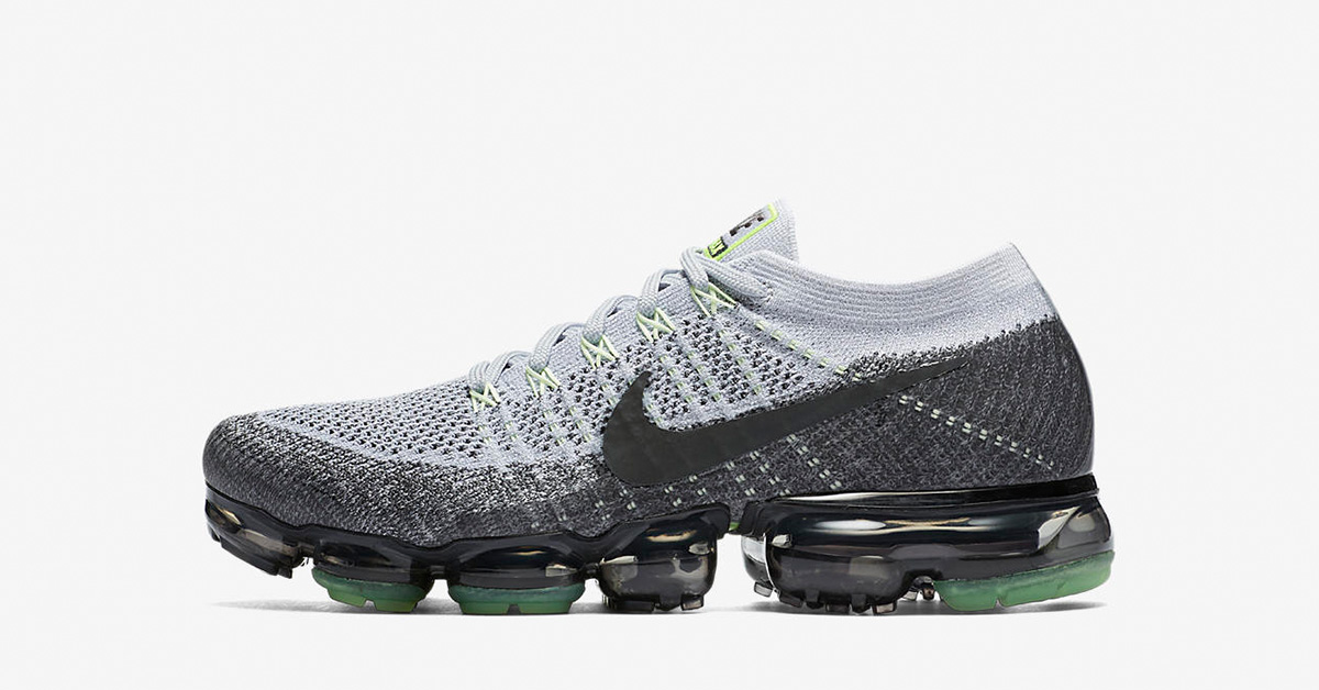 Nike Air VaporMax Pure Platinum Anthracite 922915-002